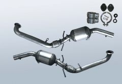 Dieselpartikelfilter MERCEDES BENZ A-Klasse A180 CDI (169006 69306)