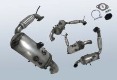 Dieselpartikelfilter FORD Tourneo Courier 1.6 TDCI (C4A)