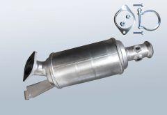 Dieselpartikelfilter RENAULT Master II 2.5dCi (ED, HD, DU)