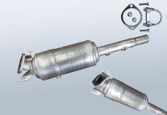 Dieselpartikelfilter RENAULT Scenic II 1.5dCi (JM16)