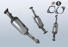 Dieselpartikelfilter FORD Kuga II 2.0 TDCI (CBS)