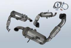 Dieselpartikelfilter FORD C-Max 1.6 TDCI (CB7)