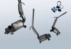 Dieselpartikelfilter VW Polo 1.2 TDI (6R)
