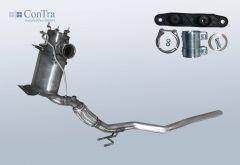 Dieselpartikelfilter AUDI Q3 2.0TDI Quattro (8U)