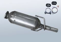 Dieselpartikelfilter OPEL Corsa C 1.3 CDTI (F08,W5L)