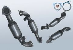 Katalysator CITROEN DS5 1.6 THP 155