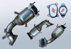 Katalysator ABARTH 500C 595C 695C 1.4 T Jet (312AXD1A)