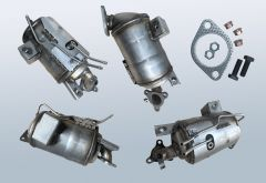 Dieselpartikelfilter KIA Carens 1.7 CRDI (RP)