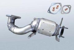 Katalysator VW Touran II 1.4 TSI EcoFuel (1T3)