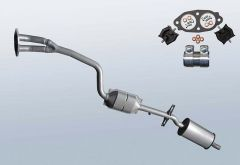 Katalysator BMW 316i (E46)