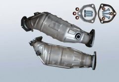 Katalysator AUDI A4 1.8 20v Turbo (8ECB7)