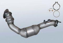 Katalysator BMW 335i (E92)