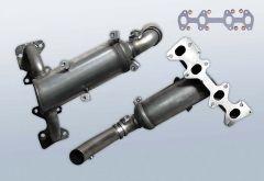 Katalysator FORD Ka 1.2i 8v (RU8)