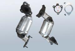 Katalysator RENAULT Captur 1.2 TCe 90 (J87)