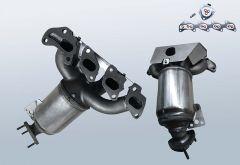 Katalysator OPEL Corsa D 1.2 ecoFLEX (0A08)