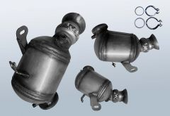 Katalysator MERCEDES BENZ GLK-Klasse GLK 220 CDI (X204902)