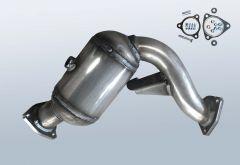 Katalysator AUDI Q5 SQ5 Quattro (8RB)