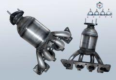 Katalysator OPEL Astra G 1.4 16v (T98)