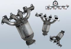 Katalysator OPEL Zafira A 1.8 16v (T98)