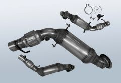 Katalysator BMW 1 120i (F20)