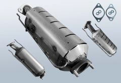 Dieselpartikelfilter KIA Ceed sw 1.6 CRDi (ED)