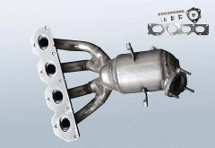 Katalysator OPEL Astra H 1.6 (L69)