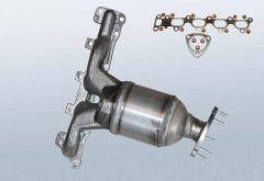 Katalysator OPEL Astra G 1.6 Twinport (F69)