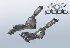 Katalysator FORD Fiesta VI 1.25 16v (CCN)
