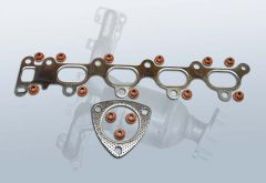 Montagesatz Katalysator OPEL Astra G 1.6 Twinport (F07)