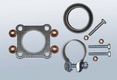 Montagesatz Katalysator VW Bora 1.4 16v (1J2)