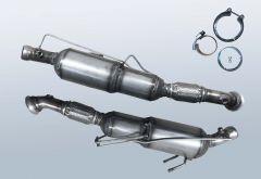Dieselpartikelfilter VW Crafter 2.0 TDI (2F)