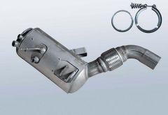 Dieselpartikelfilter BMW X5 3.0d (E70)