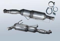 Dieselpartikelfilter VW Crafter 2.0 TDI (2E)