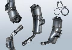 Dieselpartikelfilter MERCEDES BENZ S-Klasse S 350 CDI 4matic (W221081)