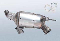 Dieselpartikelfilter BMW 118d (E87)