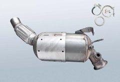 Dieselpartikelfilter BMW 120d (E81)
