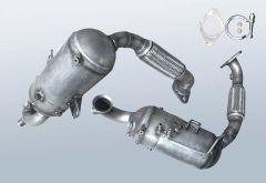 Dieselpartikelfilter MAZDA 3 1.6 CD (BL)