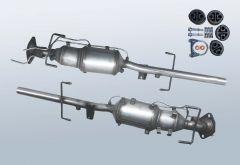 Dieselpartikelfilter MAZDA 6 2.0 CD (GY)