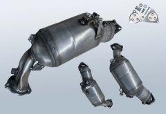 Dieselpartikelfilter AUDI Q5 2.0 TDI Quattro (8R)