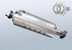 Dieselpartikelfilter KIA Sportage 2.0 CRDI (JE)