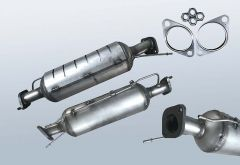 Dieselpartikelfilter HYUNDAI Sonata 2.0 CRDI (NF)