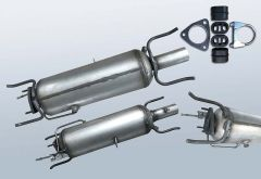 Dieselpartikelfilter OPEL Signum 1.9 CDTI