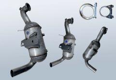 Dieselpartikelfilter OPEL Meriva B 1.3 CDTI