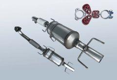 Dieselpartikelfilter OPEL Signum 3.0 CDTI