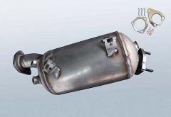 Dieselpartikelfilter AUDI A4 2.0 TDI (8H7,B6,8HE,B7)