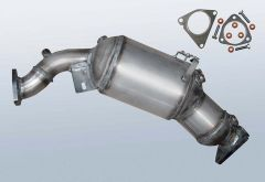 Dieselpartikelfilter AUDI A5 Coupe 2.0 TDI Quattro (8T3)