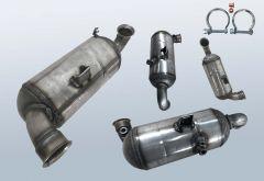 Dieselpartikelfilter CITROEN C3 II 1.4 HDi (A51)