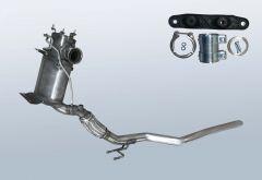 Dieselpartikelfilter VW Tiguan 2.0 TDI 4motion (5N)