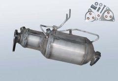 Dieselpartikelfilter AUDI A6 2.0 TDI (4F2C6)