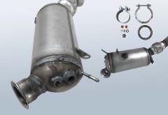 Dieselpartikelfilter BMW 318xd (F30 F35 F80)